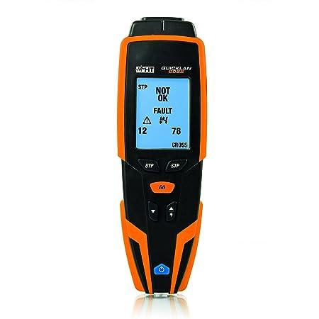 Ht Instruments Lan Tester Kabeltester Quicklan 6055 Baumarkt