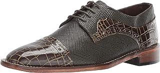 حذاء رجالي ماركة Stacy Adams رودريغو برباط من الأمام، زيتوني مقاس 8 M أمريكي