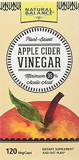 Natural Balance 1000 Mg Supplements, Apple Cider Vinegar, 120 Count