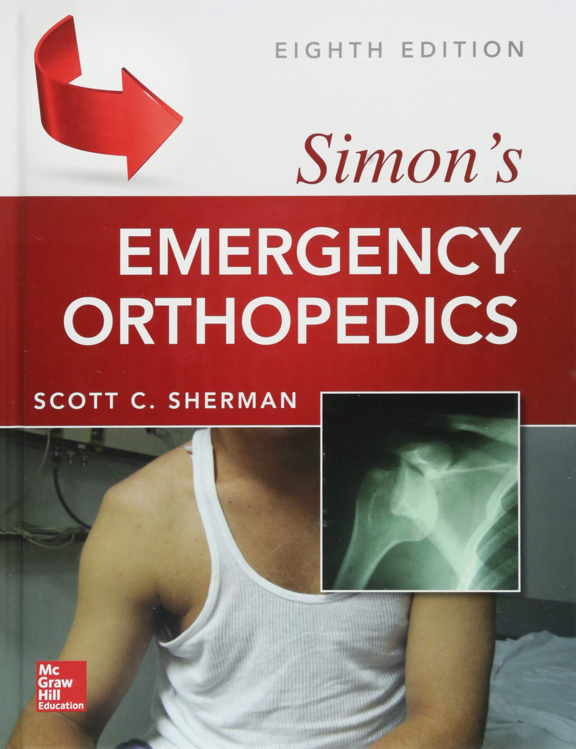 Simons Emergency Orthopedics Scott Sherman