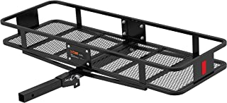 CURT 18151 Basket Trailer Hitch Cargo Carrier 500 lbs. Capacity Style