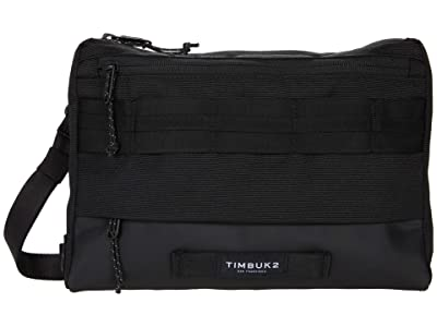 Timbuk2 Agent Crossbody (Jet Black) Bags