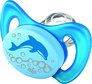 MISS DENTI SOOTHER/SILICONE/BLUE / 5-18M