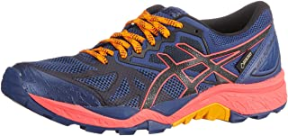 ASICS Gel-Fujitrabuco 6 G-Tx Womens Running Trainers T7F5N Sneakers Shoes