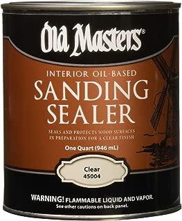 Old Masters 3679 Interior Oil Based Sanding Sealer, 1 Quart