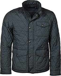 Polo Mens Quilted Jacket