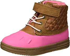 Carter's Kids Girl's Bay2-g Pink Duck Boot Fashion