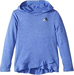 Melange Hoodie (Toddler/Little Kids)