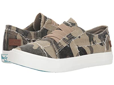 Blowfish Marley (Natural Camo Canvas) Women