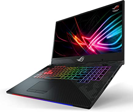 "ASUS ROG Strix Scar II Gaming Laptop, 17.3"" 144Hz IPS-Type FHD,"