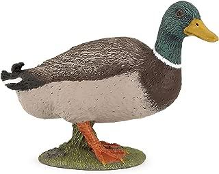Papo Mallard Duck Figure, Multicolor