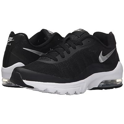 Nike Air Max Invigor (Black/White/Metallic Silver) Women