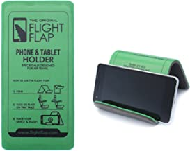 Flight Flap Phone & Tablet Holder, Designed for Air Travel - Flying, Traveling, in-Flight Stand for iPhone, Android and Kindle Mobile Devices (Original)