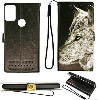 HUAYIJIE Flip ケース Case for Vivo Y50 Y30i Y30 ケース Case Cover HSL