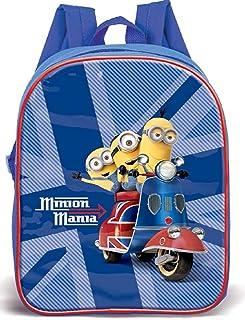 RS12 despicable me 2 Minion Mania - Mochila infantil (320 x 250 cm), diseño de Minions