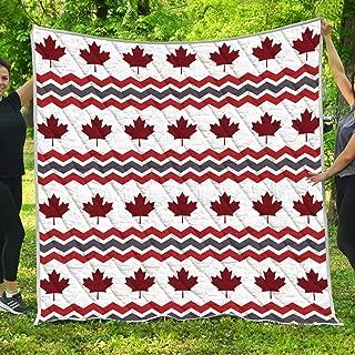 Best canadian flag quilt Reviews
