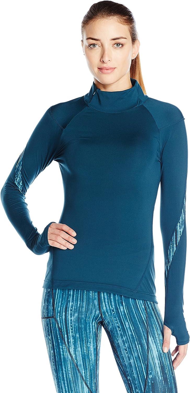 SHAPE activewear Womens Distance 1 2 Zip Shirt