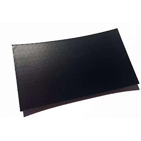 5x3 Large 3m Solas Magic Black Blank US Made IR Infrared Reflective Mil-Spec Patch