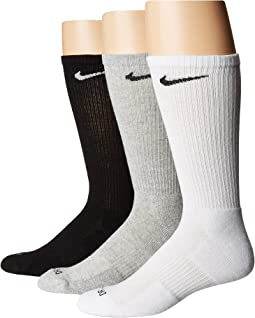 e15d3a591 Multicolor. 50. Nike. Everyday Plus Cushion Crew Socks 3-Pair Pack. $18.00.  3Rated 3 stars ...