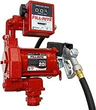 Fill-Rite 700 Series AC Utility Rotary Vane Fuel Pump w/ Meter (FR701)