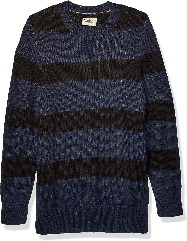 Nudie Jeans Men's Block service Stripe 35% OFF Hampus