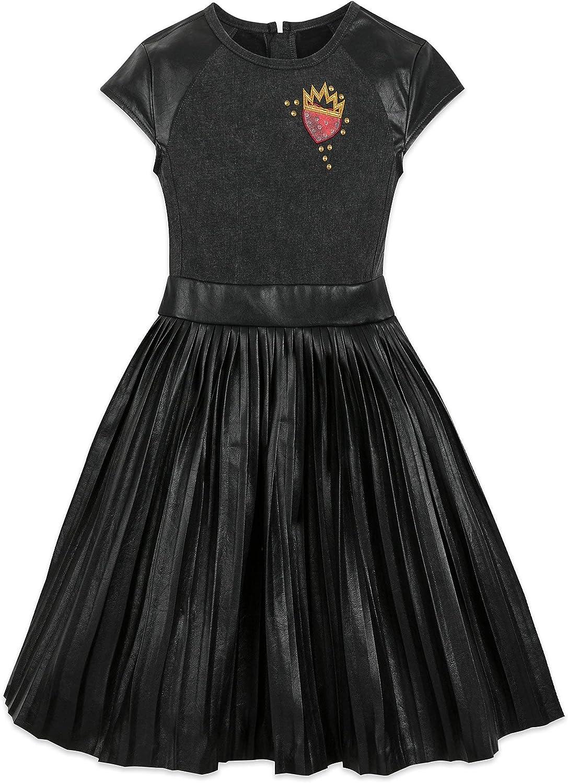 Disney Descendants 3 Faux Leather Dress for Girls