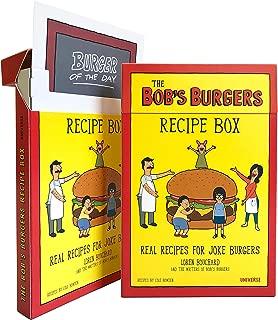 Best bob's burger recipe cards Reviews