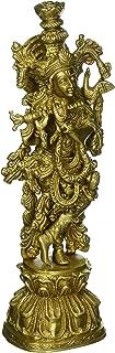 Kartique Brass Murli Krishna Statue | Murti |