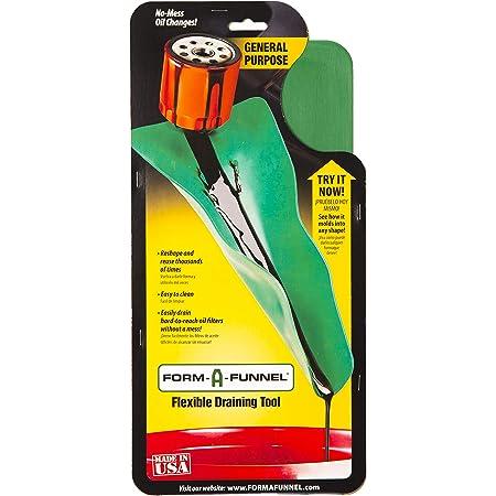 Syfinee Flexible Draining Tool Flexible Funnel General Purpose Funnel Extended Flexible Draining Funnel Tool