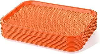Best orange plastic tray Reviews