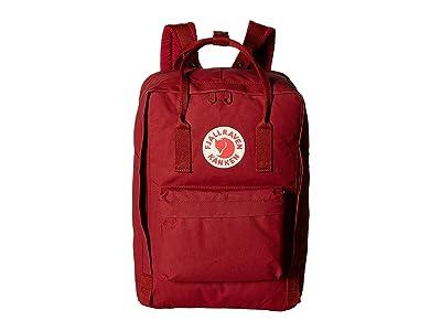 Fjallraven Kanken 15 (Ox Red) Backpack Bags