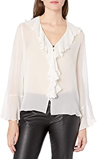 Haute Hippie Women's Blouse