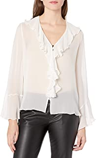Haute Hippie Women's Romeo + Juliet Blouse