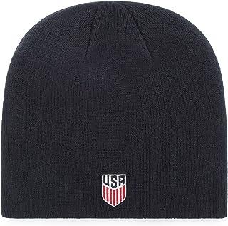 6dcb1660af011e OTS World Cup Soccer Adult Men's USSF Beanie Knit Cap