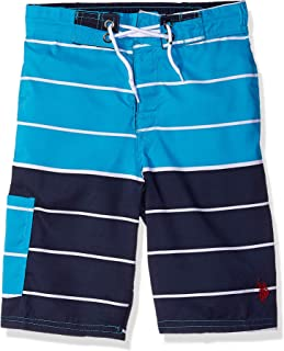 8f3ff29567 Amazon.com: U.S. Polo Assn. - Board Shorts / Swim: Clothing, Shoes ...