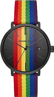 Men's Blake Stainless Steel Quartz Movement Watch