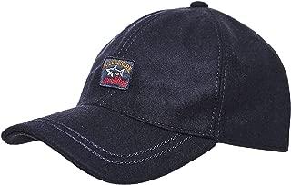 Paul and Shark Men's Wool Baseball Cap Navy