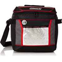 Coleman 24-Hour 30-Can Cooler (Red/Black)