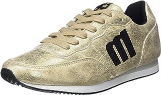 11789cff Amazon.es: zapatillas mustang doradas