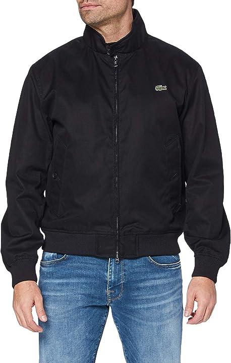 Giubbotto lacoste giacca da uomo BH1045