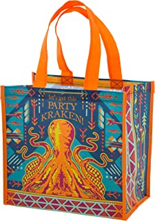Wit Gifts Medium Gift Bag, Octopus
