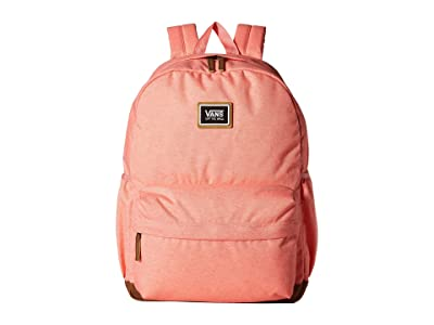 Vans Realm Plus Backpack (Strawberry Pink) Backpack Bags