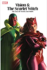 Vision & The Scarlet Witch: The Saga Of Wanda And Vision Kindle Edition