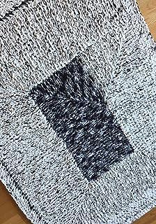 Coperta o tappeto moderno e spesso, 100% tessuto a mano, copriletto, per neonati o ragazzi, decorazione per divani e poltr...