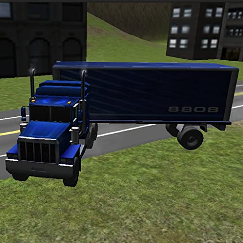 Big Truck Simulator Pro