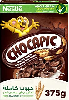Chocapic Nestle Chocolate Breakfast Cereal 375g