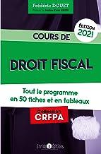 Livres Cours de droit fiscal (2021) PDF