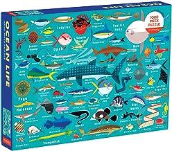 Ocean Life 1000 Piece Family Puzzle