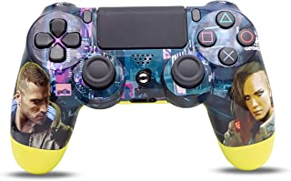 Cyberpunk 2077– PlayStation 4 (PS4) Controller Design By Void Controllers