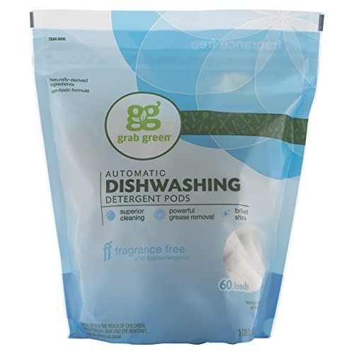 Natural Dishwasher Detergent: Amazon.com